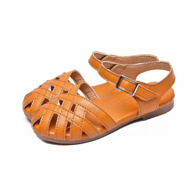 Louisa Sandal- Tan