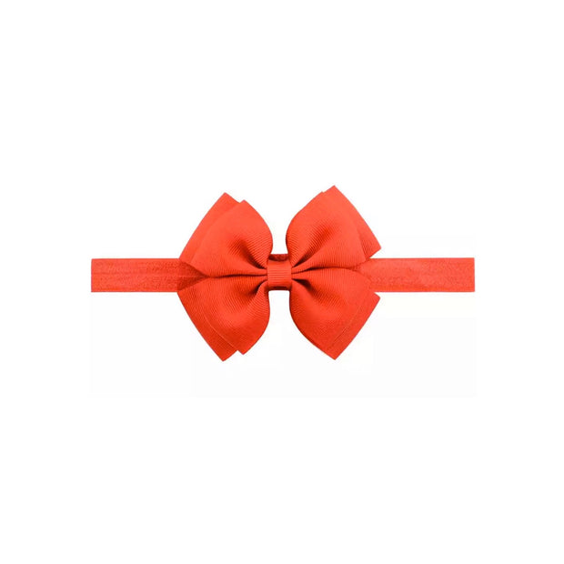 Basic Bow Headband- Red - SEO Optimizer Test