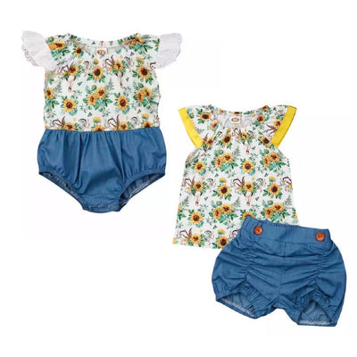 Naomi Romper OR Naomi Set