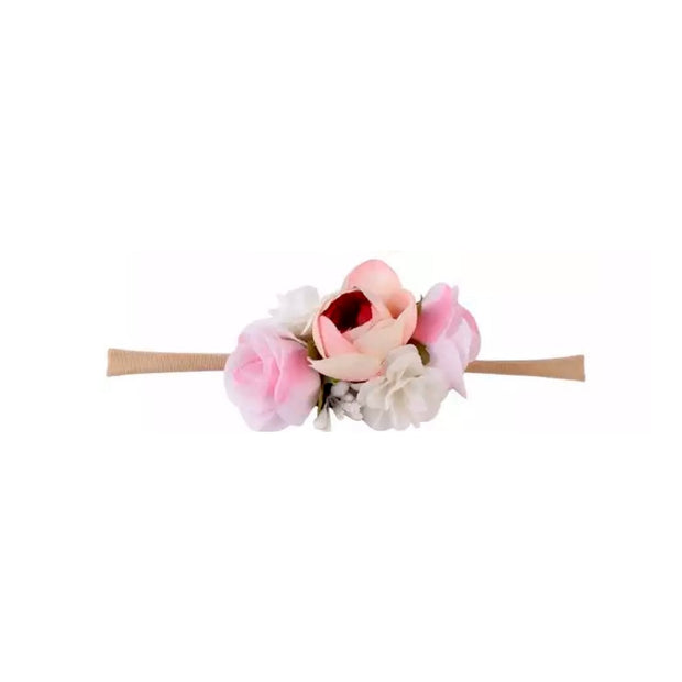 Blooming Zion Headband- Coby Peach - SEO Optimizer Test