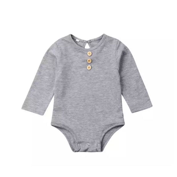 Ashton Onesie- Grey - SEO Optimizer Test