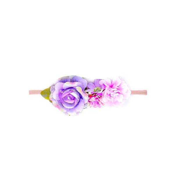 Blooming Zion Headband- Lilac Love - SEO Optimizer Test
