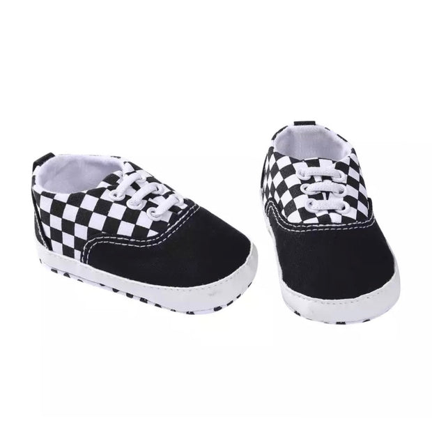 Jamie Sneakers- Checker