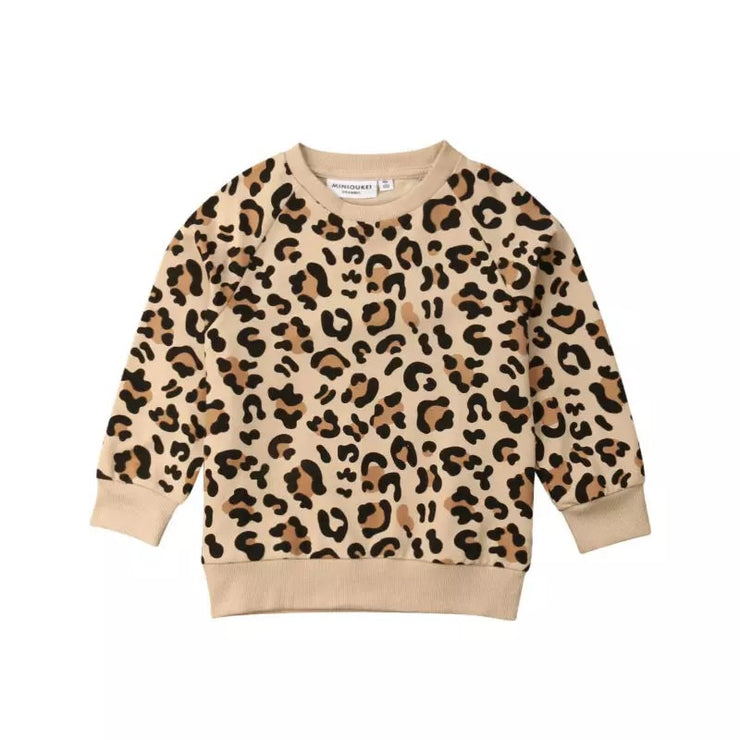 Leopard Love Pullover - SEO Optimizer Test