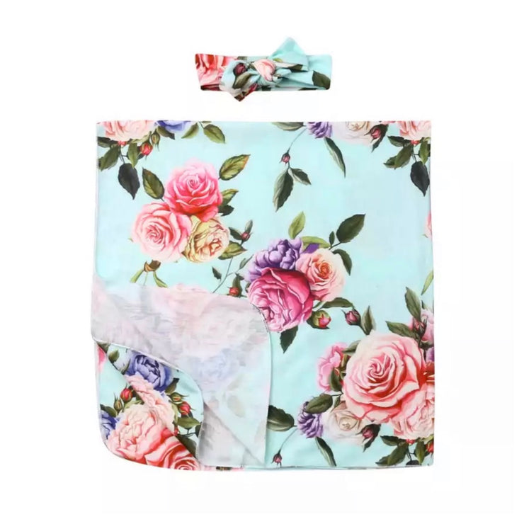 Matilda Roses Swaddle Set - SEO Optimizer Test