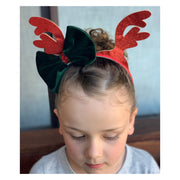 Maxi Bow Christmas Headband - SEO Optimizer Test