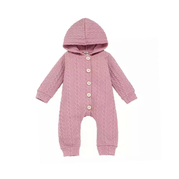 Jameson Knit Romper- Musk Pink - SEO Optimizer Test