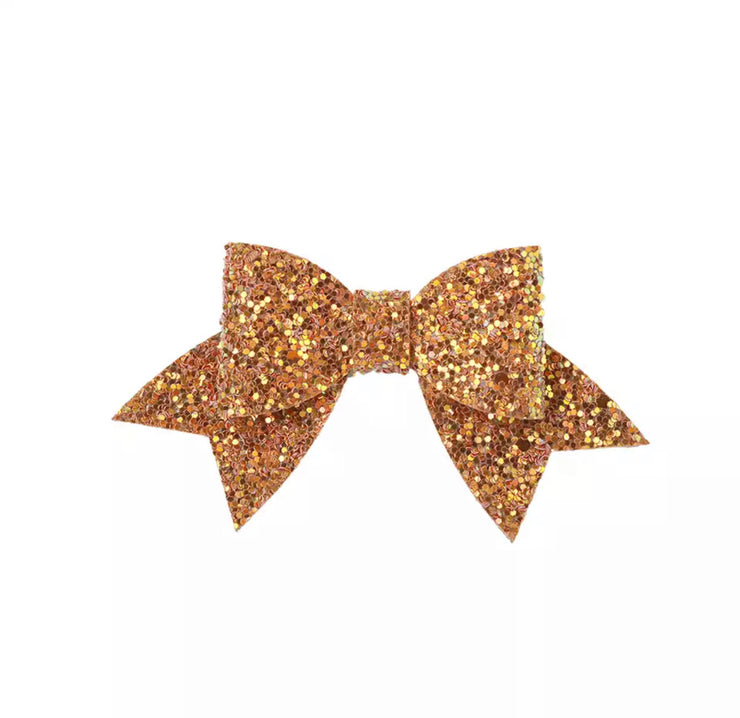 Cindy Glitz Bow Clips