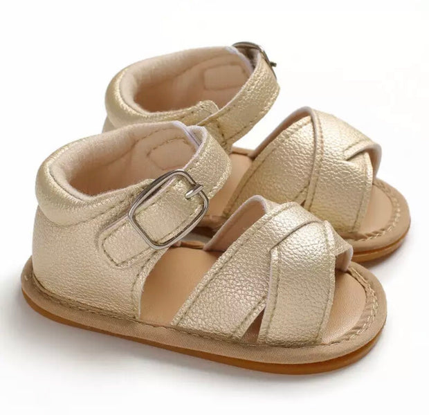 Raven Sandals - Gold - SEO Optimizer Test