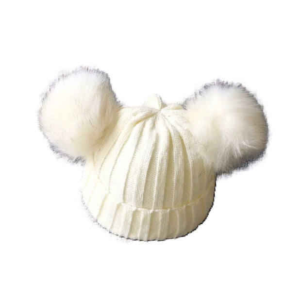 Baby Bear Beanie- White - SEO Optimizer Test