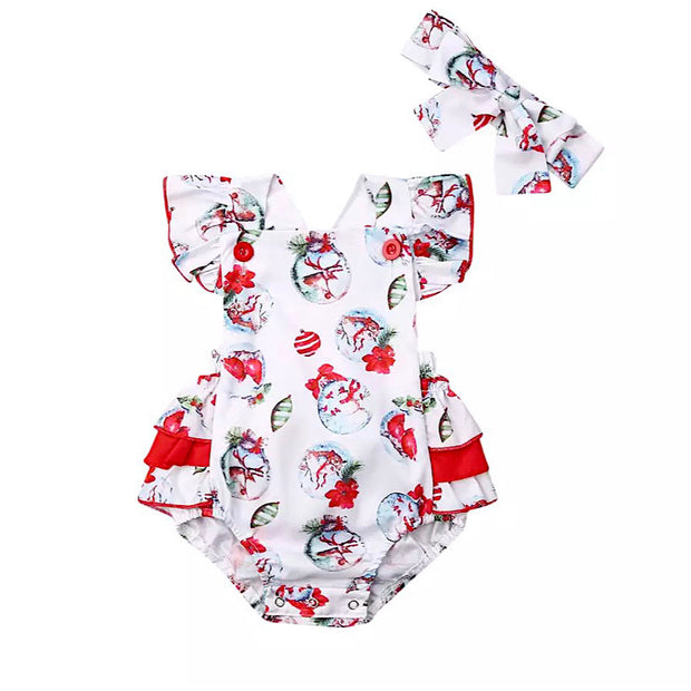 Dixie Romper Set