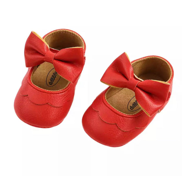 Imogen Shoes- Red