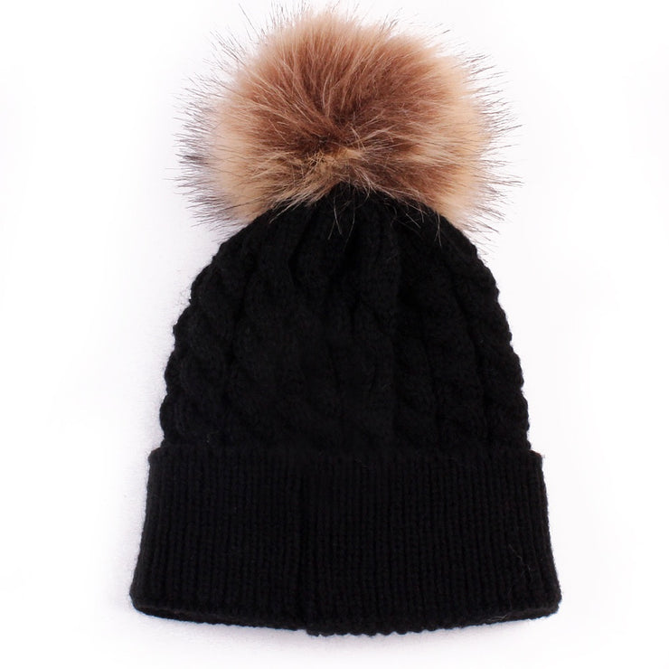Black Winter Beanie - SEO Optimizer Test