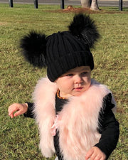 Baby Bear Beanie- Black - SEO Optimizer Test