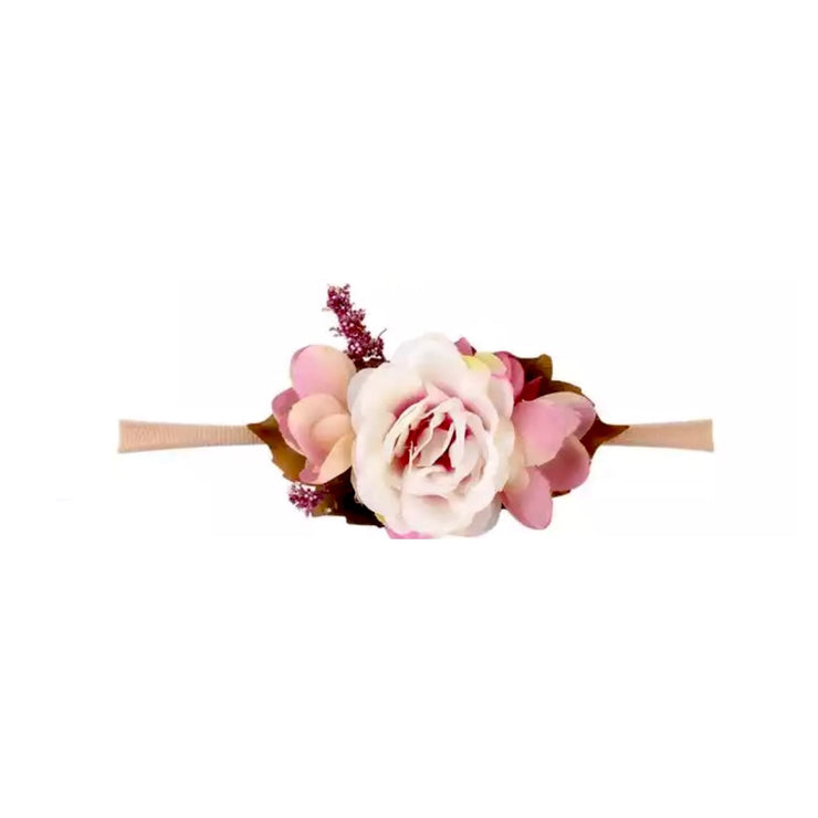 Blooming Zion Headband- Josie Pink - SEO Optimizer Test