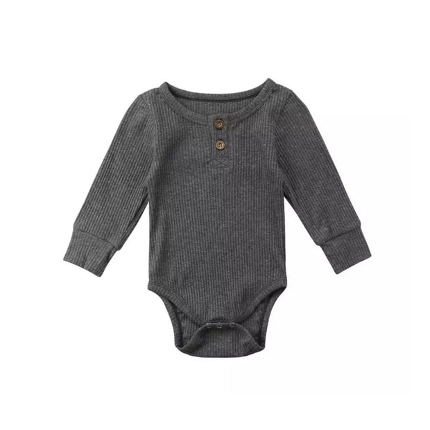 Braxton Onesie- Deep Grey - SEO Optimizer Test