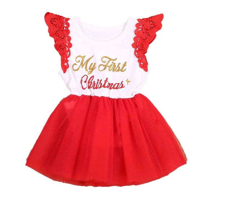 My First Christmas Tutu Dress - SEO Optimizer Test