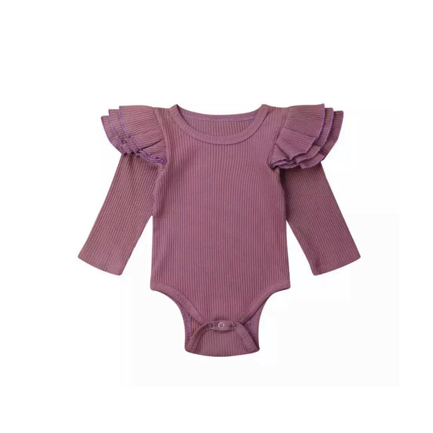Luna Flutter Onesie - Mauve - SEO Optimizer Test