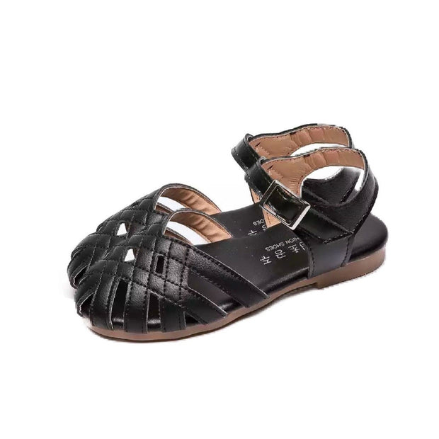 Louisa Sandal- Black