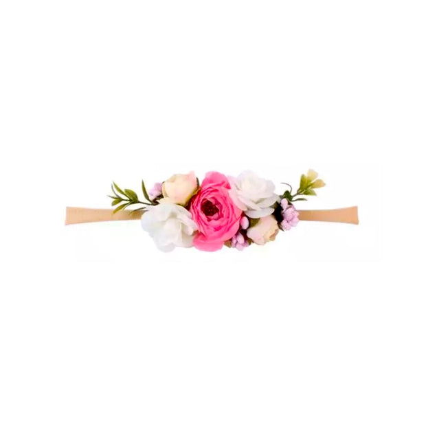 Blooming Zion Headband- Rose Vine - SEO Optimizer Test
