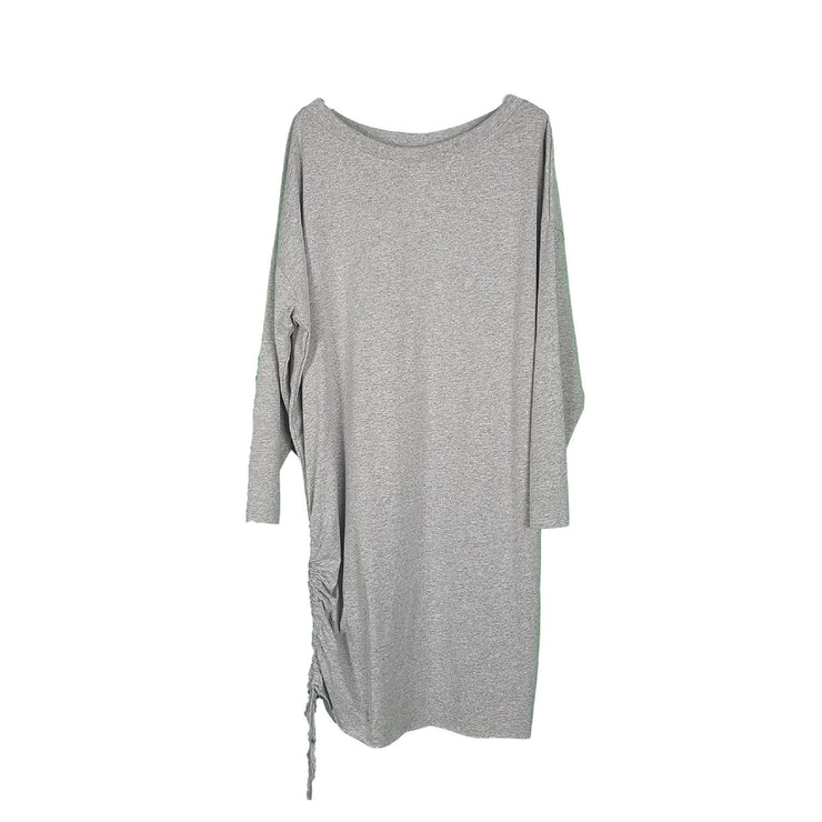 Dress Quirky Grey Plus Size [L223_GREY] dress Wolfairy