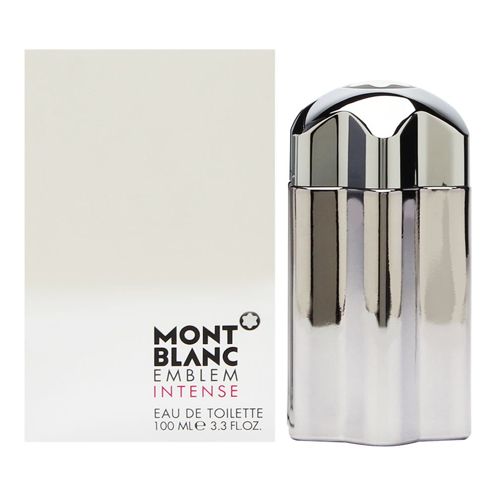 Montblanc Emblem Intense for Men 3.3 oz Eau de Toilette Spray