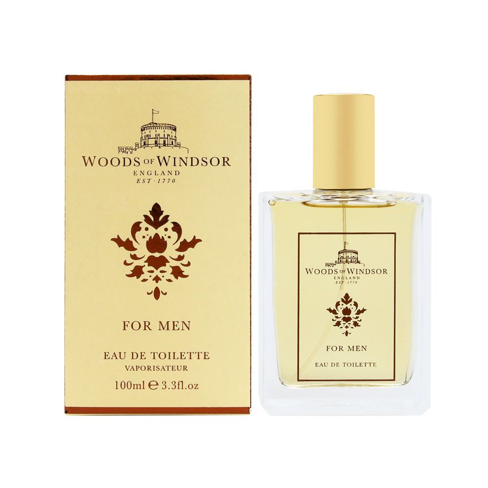 Woods of Windsor for Men 3.5 oz Eau de Toilette Spray