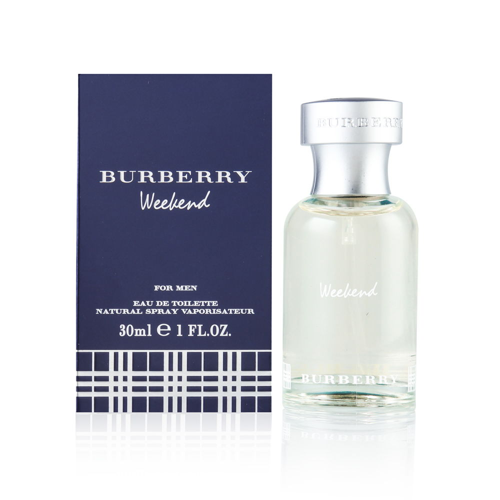 Burberry Weekend by Burberry for Men 1.0 oz Eau de Toilette Spray