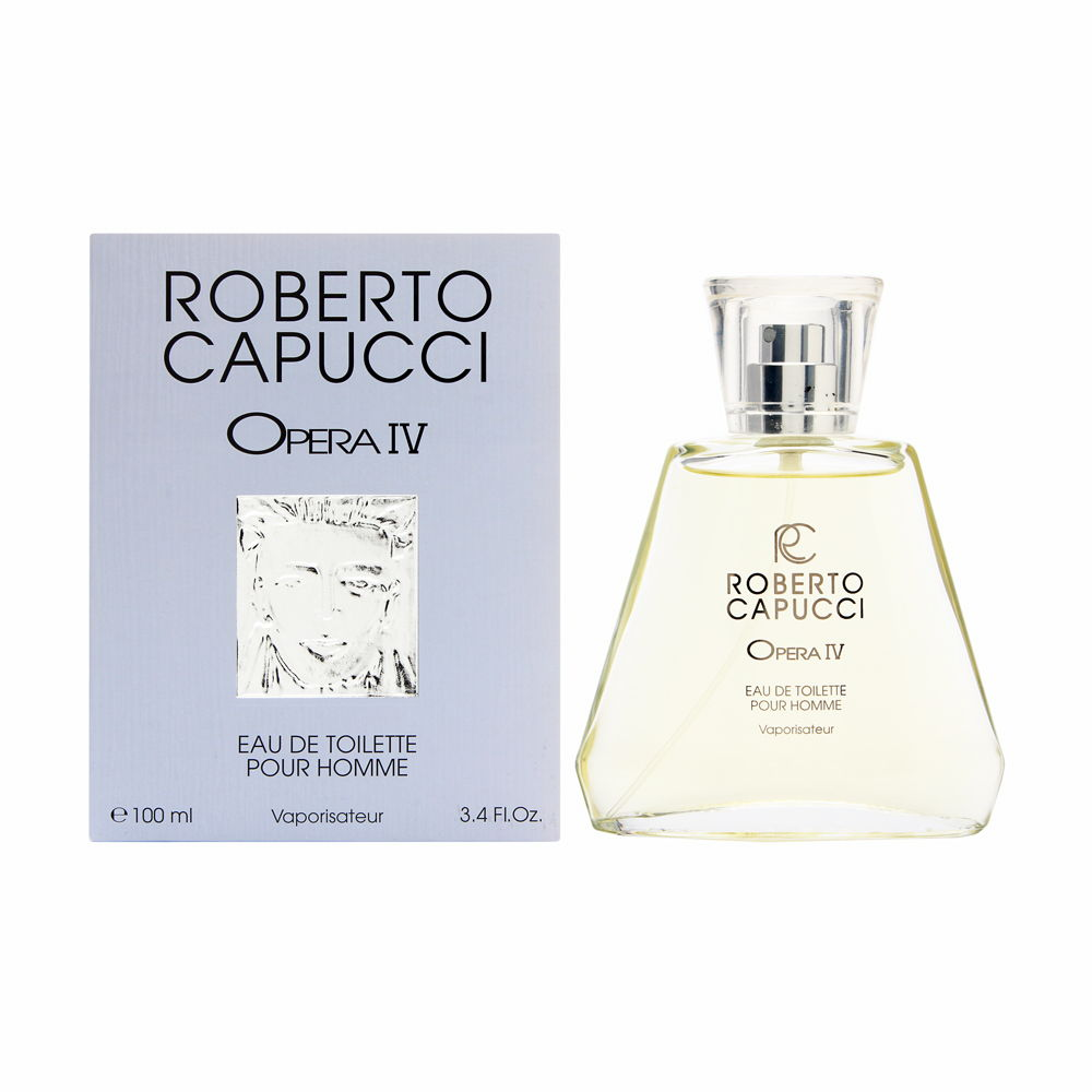 Capucci Opera IV by Roberto Capucci for Men 3.4 oz Eau de Toilette Spray