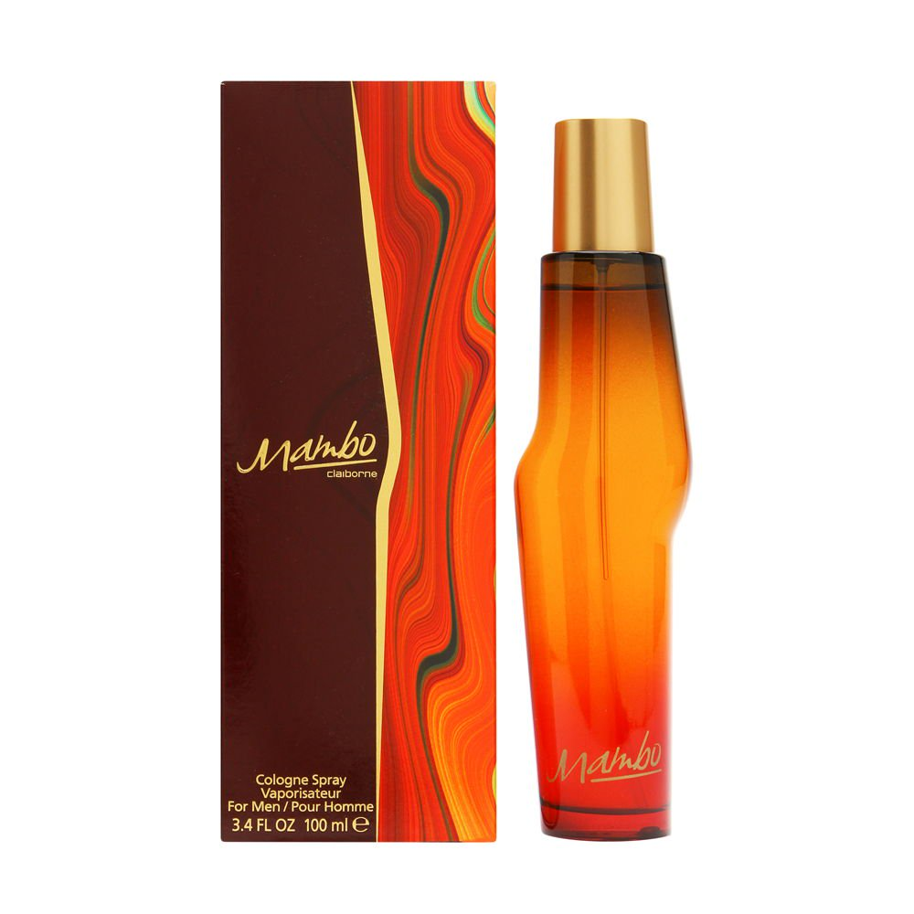 Mambo by Liz Claiborne for Men 3.4 oz Cologne Spray