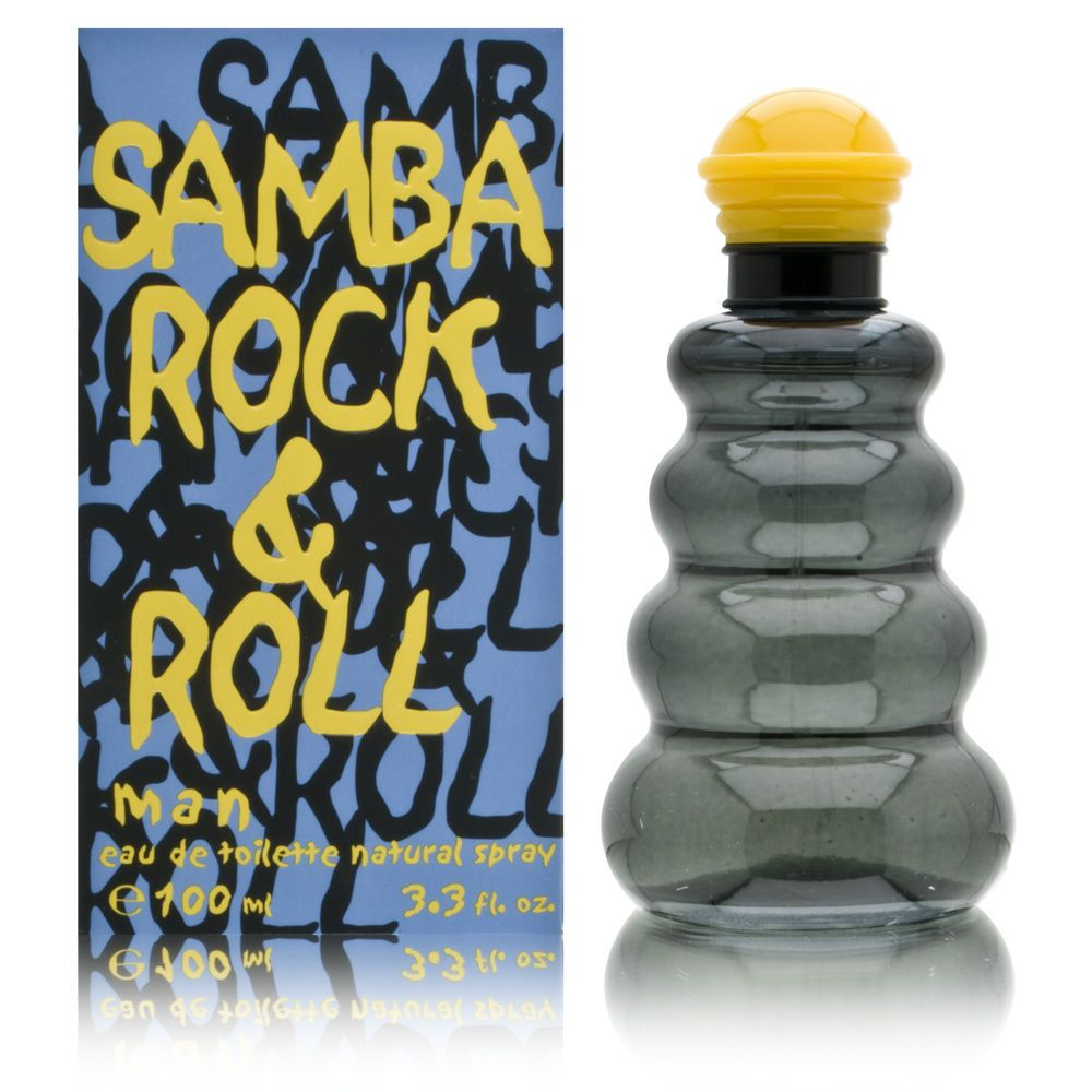 Samba Rock & Roll by Perfumer's Workshop for Men