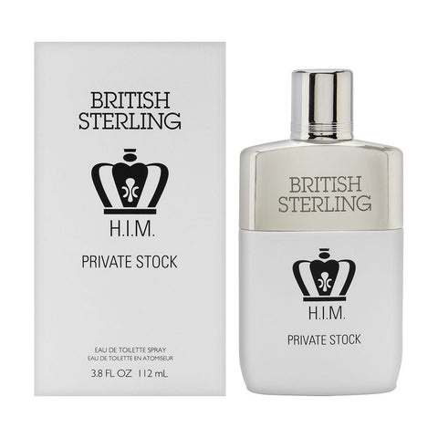British Sterling Private Stock by Dana for Men