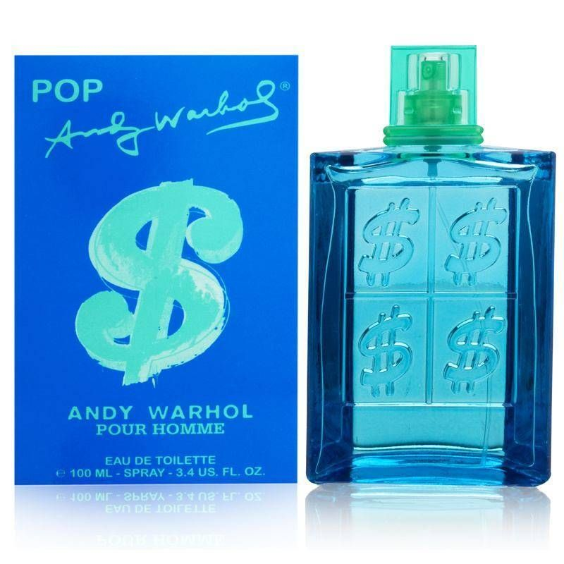 Andy Warhol Pop Pour Homme