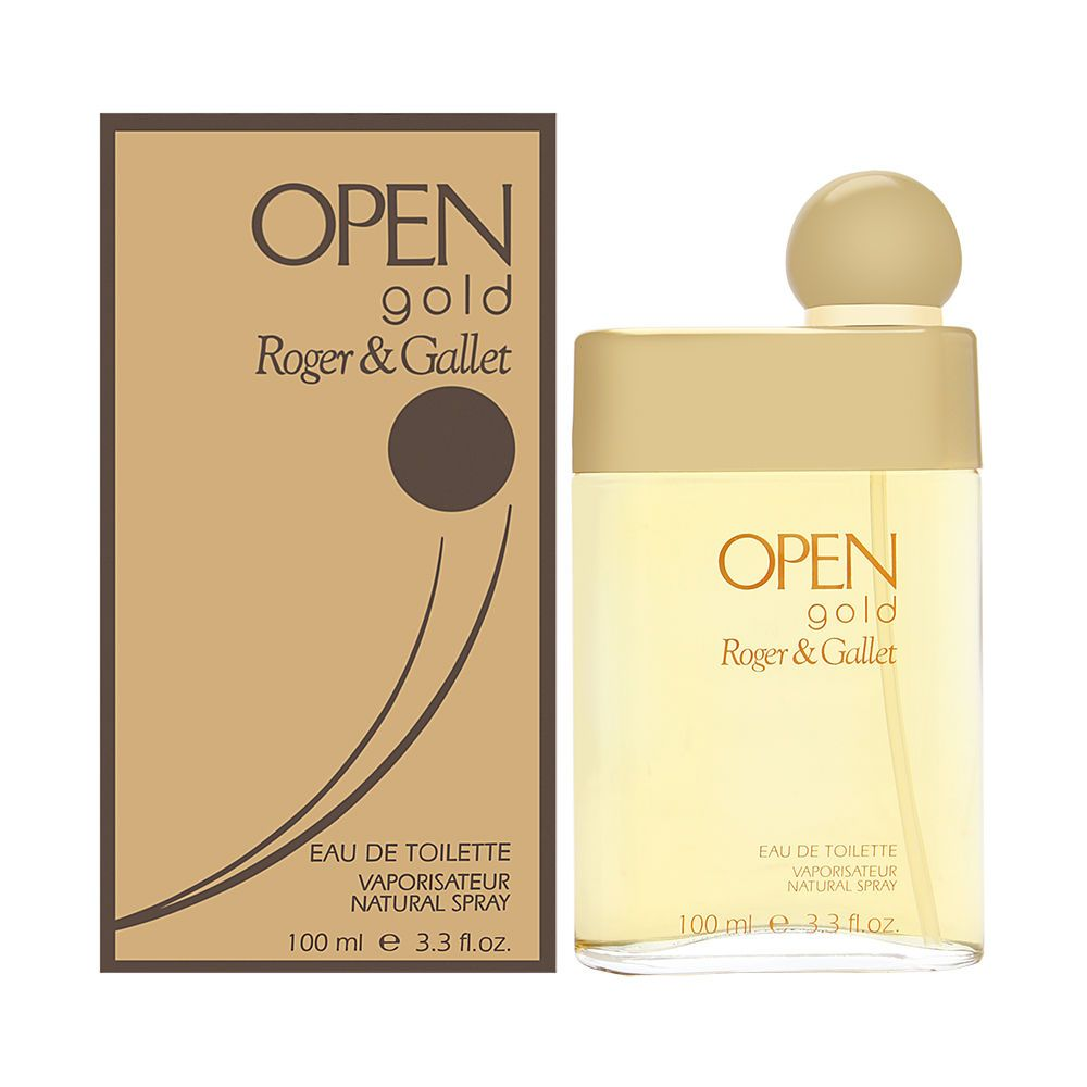 Open Gold by Roger & Gallet for Men