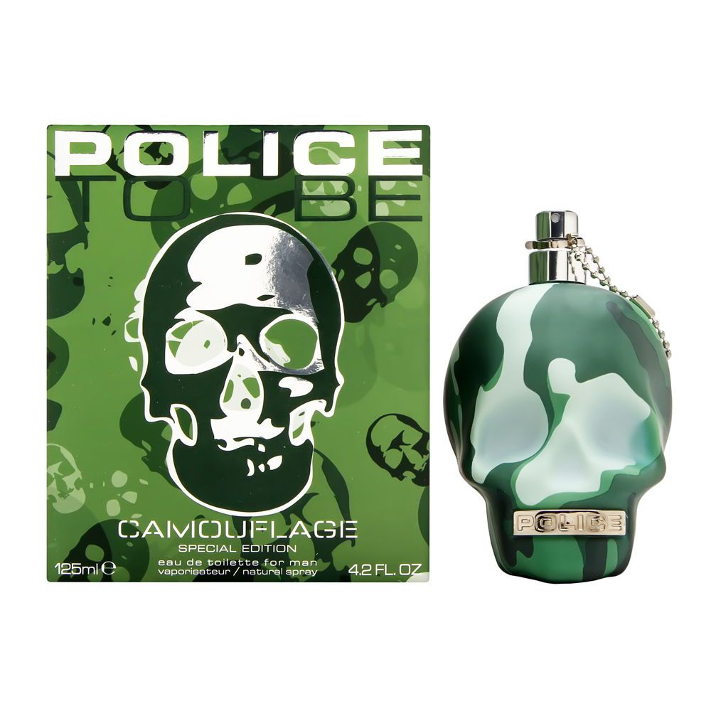 Police To Be Camouflage by Parfums Police for Men