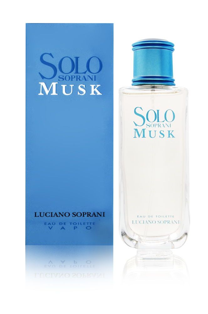 Solo Soprani Musk by Luciano Soprani for Men