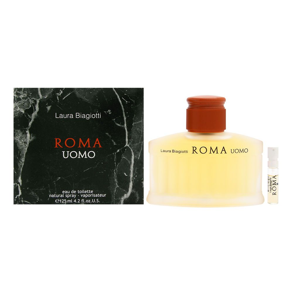 Roma by Laura Biagiotti for Men