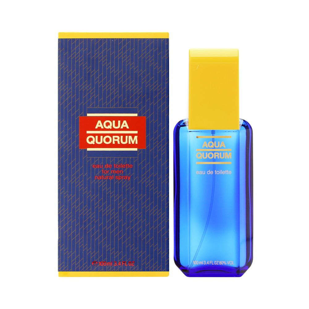 Aqua Quorum by Antonio Puig for Men