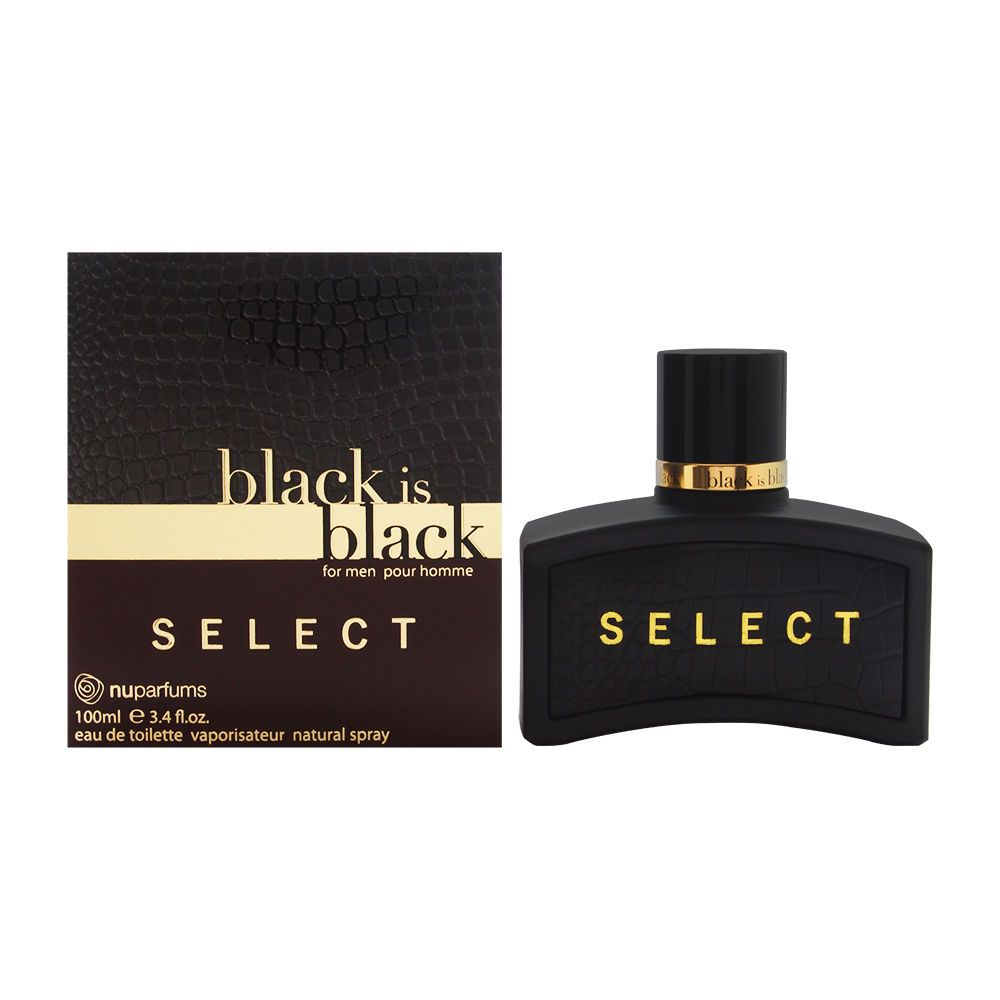 Black is Black Select Pour Homme