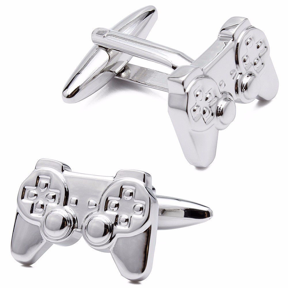 Game Pad Cufflinks