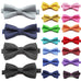 Classical Dot Children Bow Ties
