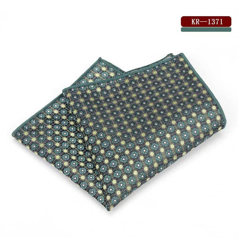 Men's Polyester Silk Hanky