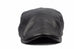 Classic Faux Leather Beret Hat