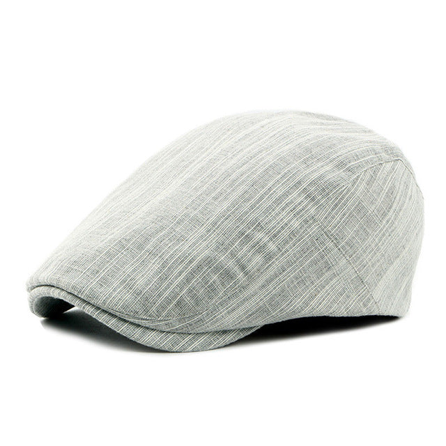 Outdoor Breathable Cotton Beret Hat
