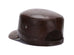Genuine Leather Military Hat with Ear Flaps