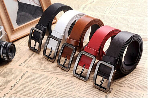 Cowather Genuine Leather Belt - ZPZ002