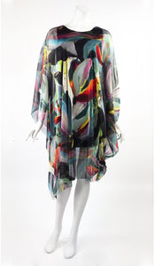 CARMEN Light and Airy Caftan
