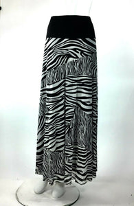 ZEBRA Long Print Dress