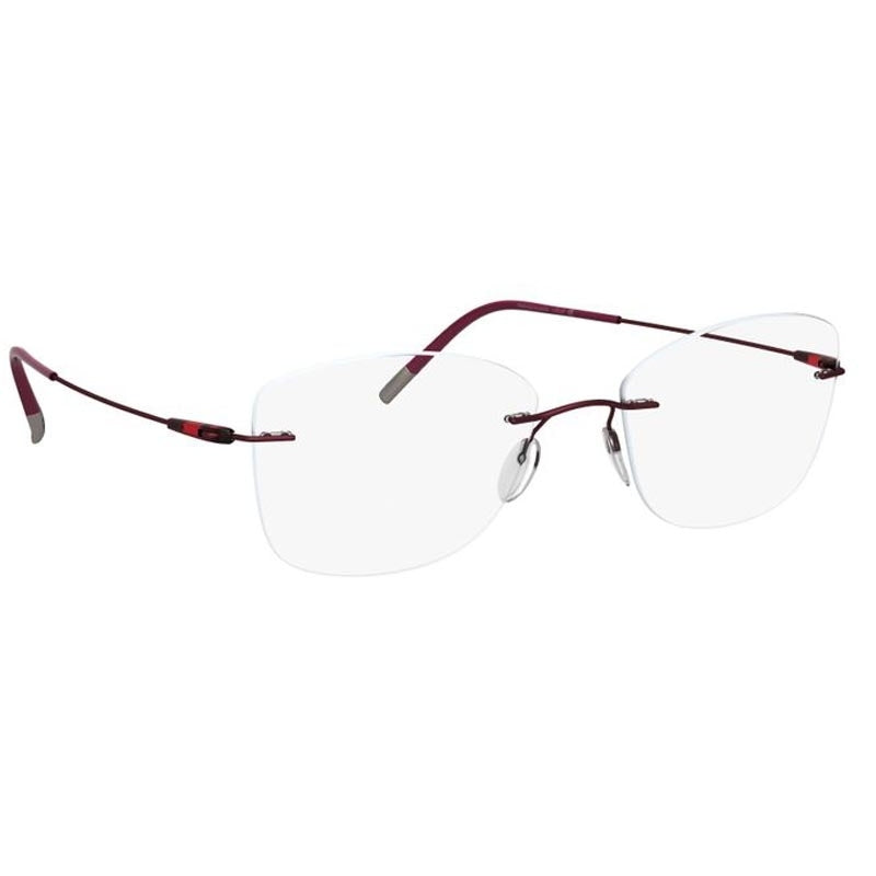 Brille Silhouette, Modell: DynamicsColorwave5500AW Farbe: 3040