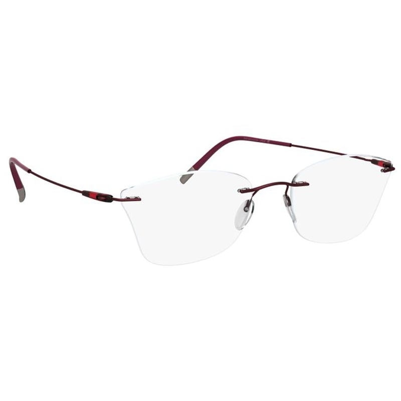Brille Silhouette, Modell: DynamicsColorwave5500BE Farbe: 3040